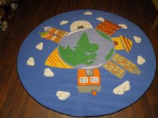 XX 200CMX200CM HOUSES RUGS/MATS HOME/SCHOOL EDUCATIONAL NON SILP BEST SELLER